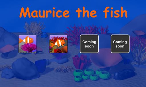 Maurice the fish