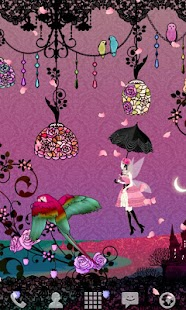 Fairy Night Garden LW- screenshot thumbnail