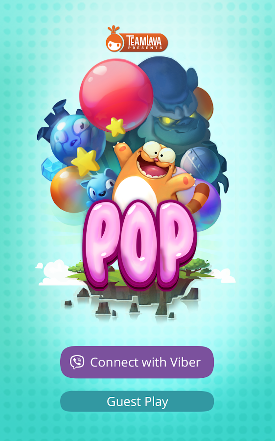 Viber Pop- screenshot