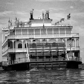 by Theresa Stevens - Transportation Boats (  )
