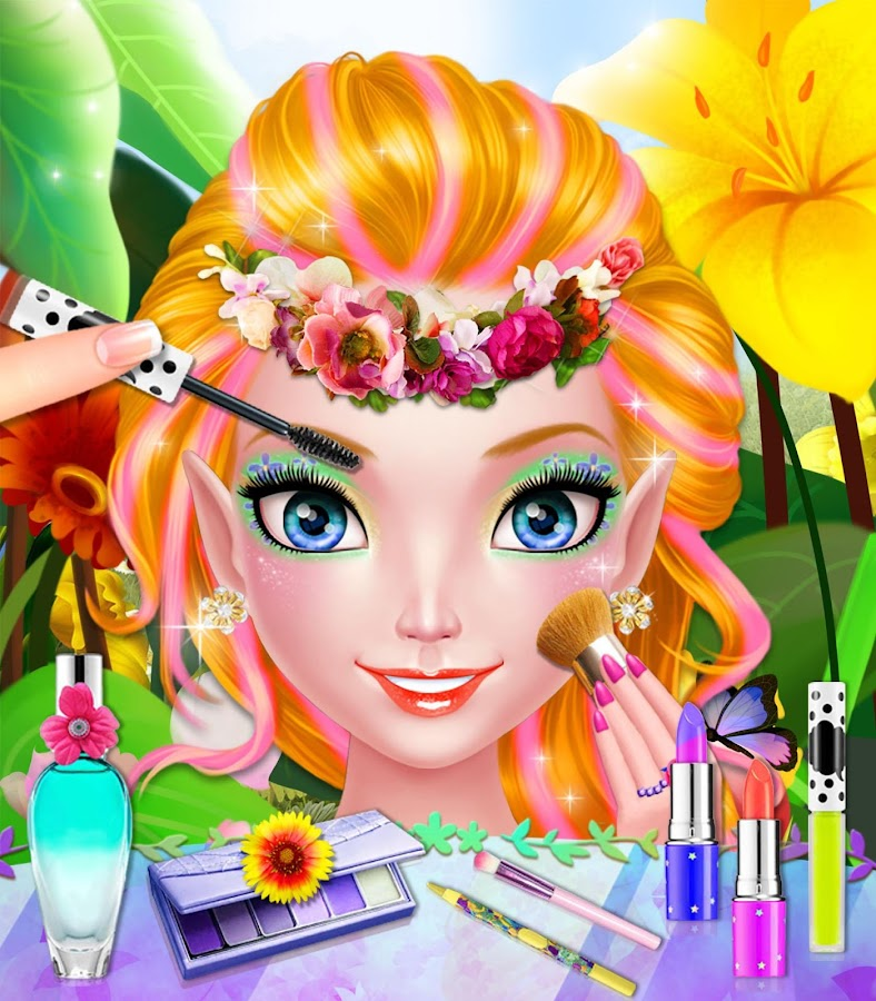 Seasons fairies beauty salon android apps on google play for 4 seasons beauty salon