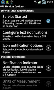 GPS Monitor Free- screenshot thumbnail
