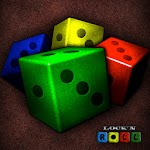 LNR DELUXE Dice Puzzle Game