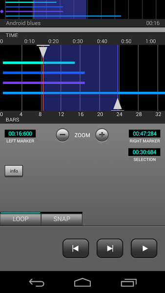 J4T Multitrack Recorder Screenshot Image