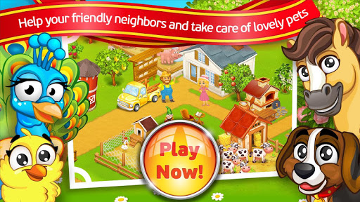 New Farm Townu2122:Day on Hay Farm  screenshots EasyGameCheats.pro 1