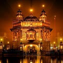 Golden Temple Live Wallpaper icon