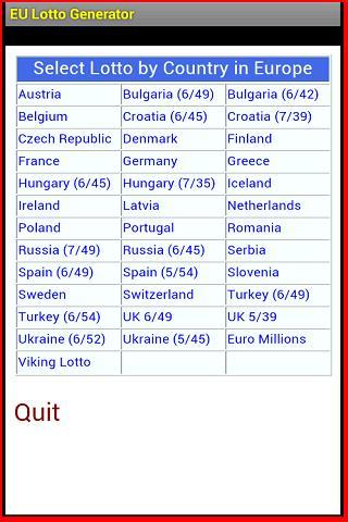 Portugal lotto results