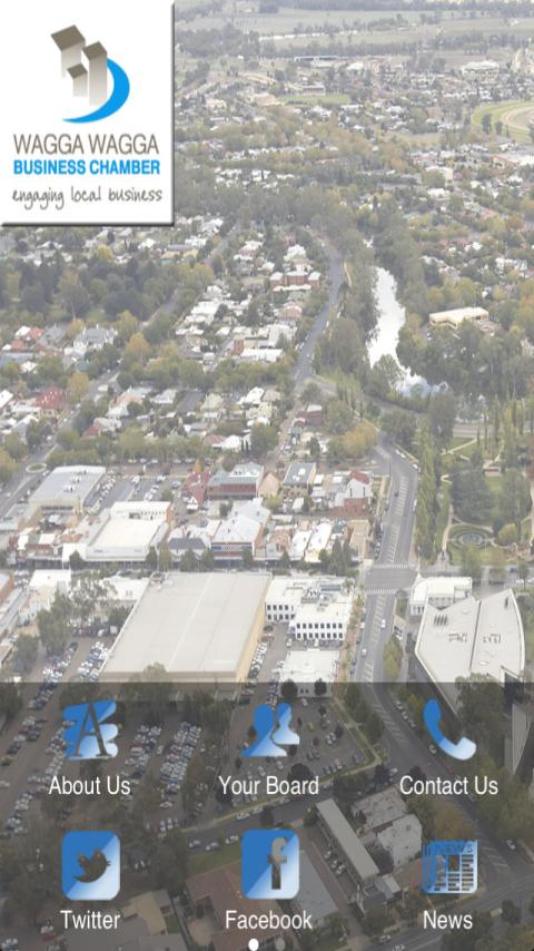 Wagga Wagga Business Chamber - screenshot