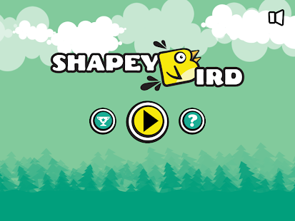 Shapey Bird
