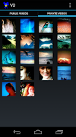 Screenshot of Video Safe (VS)