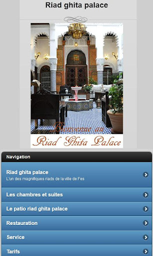 Riadghita palace for PC