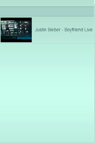 【免費媒體與影片App】Justin Bieber Fans-APP點子