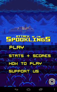 Attack of the Spooklings - screenshot thumbnail