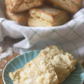 How To Make Classic Buttermilk Biscuits