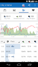Runtastic Running & Fitness Screenshot 5