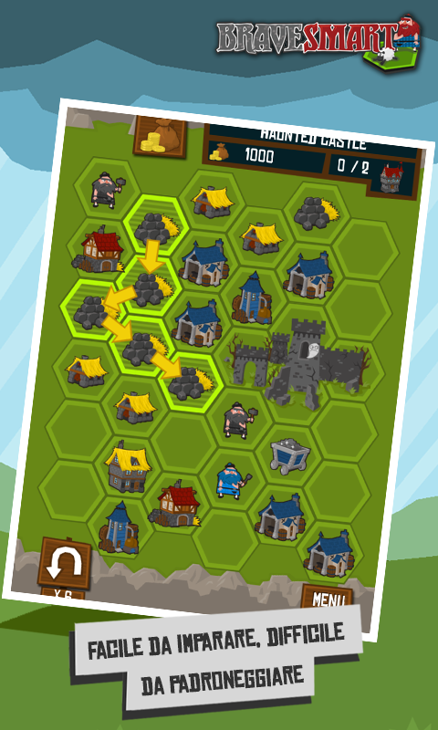 BraveSmart - IT- screenshot