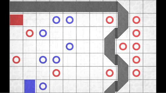 Paper Strips Lite screenshot