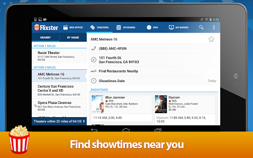 Movies by Flixster - screenshot thumbnail