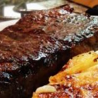 Kobe (Waygu) Steak.