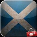 Flag of Scotland icon