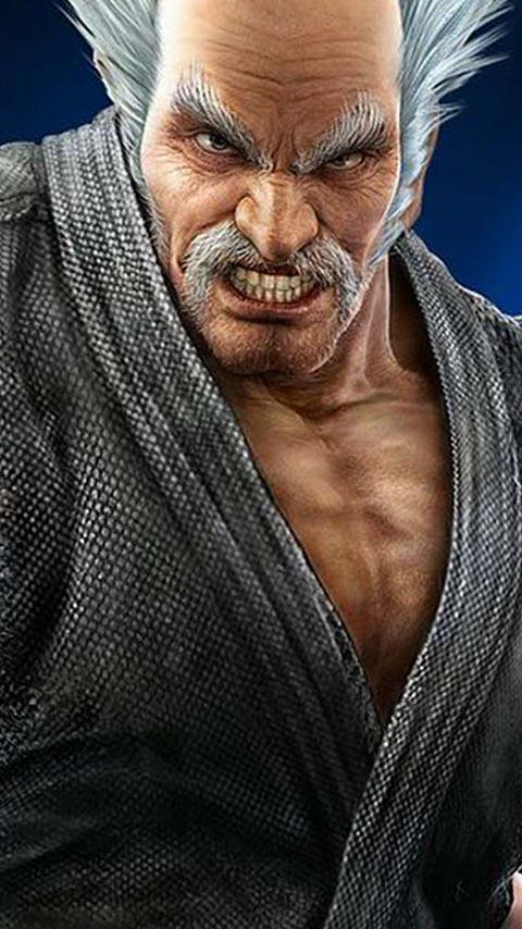 Download the Tekken 6 Action Wallpapers HD Android Apps On