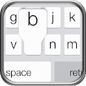 iPhone 5s Keyboard iOS 7 icon
