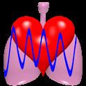 Cardio Respiratory Monitor Pro icon