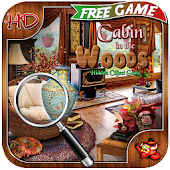 Cabin in Woods Hidden Objects