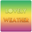 Lovely Weather UCCW Skin(Free) icon