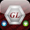 GLNetTest logo