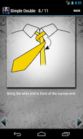 Screenshot of How to Tie a Tie Pro