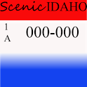 Idaho License Plate Search icon