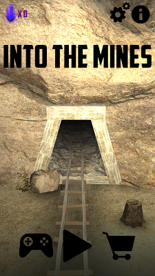 Into the Mines - screenshot