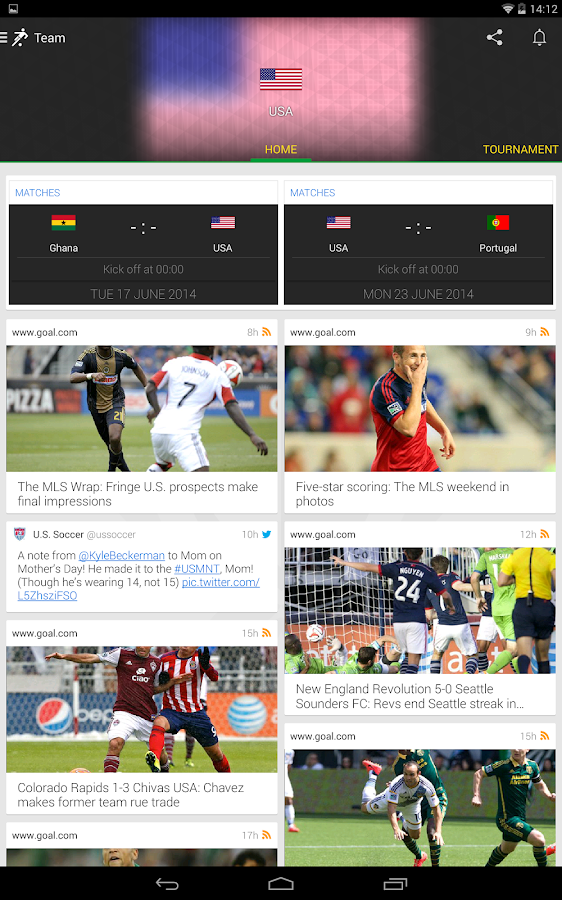 Onefootball Brasil - World Cup - screenshot