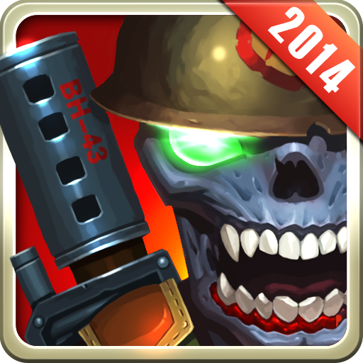 Zombie Commando 動作 App LOGO-硬是要APP
