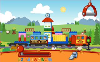 Screenshot of LEGO® DUPLO® Train
