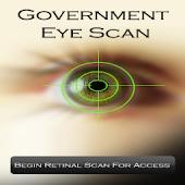 Eye Scan Application