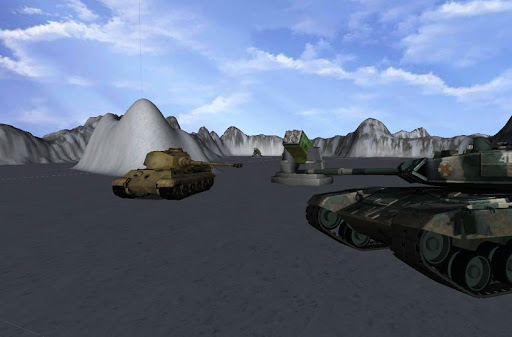 Real Military Tank Simulator