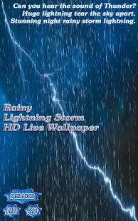 Rainy Lightning Grand Storm- screenshot thumbnail