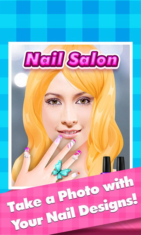 Nail Salon - Free - screenshot