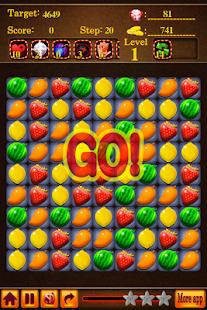 Fruit Saga- screenshot thumbnail