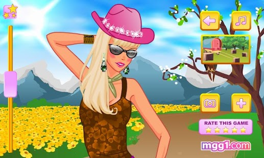 Western Look Dress Up - screenshot thumbnail