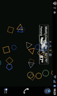 Geo-Phaze Live Wallpaper Basic - screenshot thumbnail