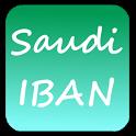Saudi IBAN icon