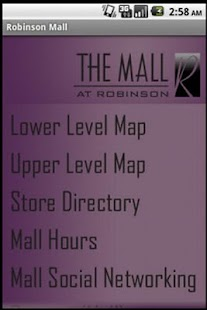 The Mall at Robinson - screenshot thumbnail