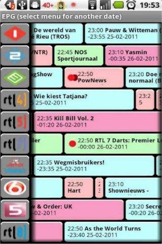 Live TV  screenshots 2
