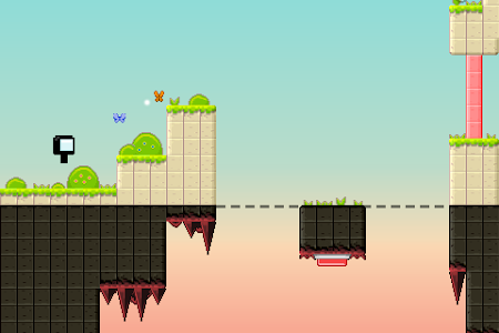 Mercurial Story Platform Game 1.0 screenshot 498894