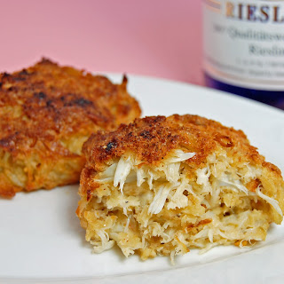 No-Filler Crab Cakes