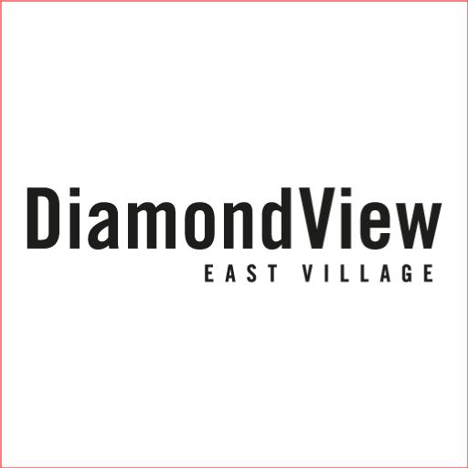 DiamondView East Village LOGO-APP點子