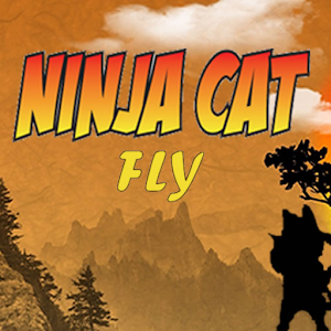 Ninja Cat Fly for Android